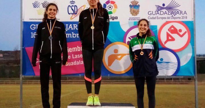 Podi Campionat d'Espanya Guadalajara