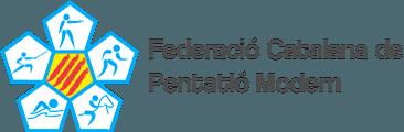 Federació Catalana de Pentatló Modern Logotip
