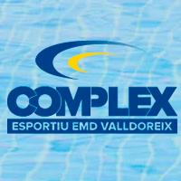 Logotip Club Natació Valldoreix