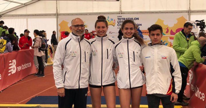 Campionat del món u19 a Caldas da Rainha