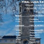 Programa Final Catalana de Triatló Modern - 13 maig 2018