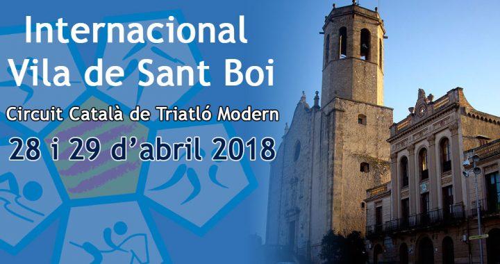 Programa Triatló Modern Vilà de Sant Boi