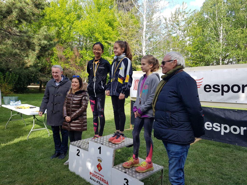 Final Circuit Català de Triatló Modern – Puigcerdà (CAT) - Pòdium 1