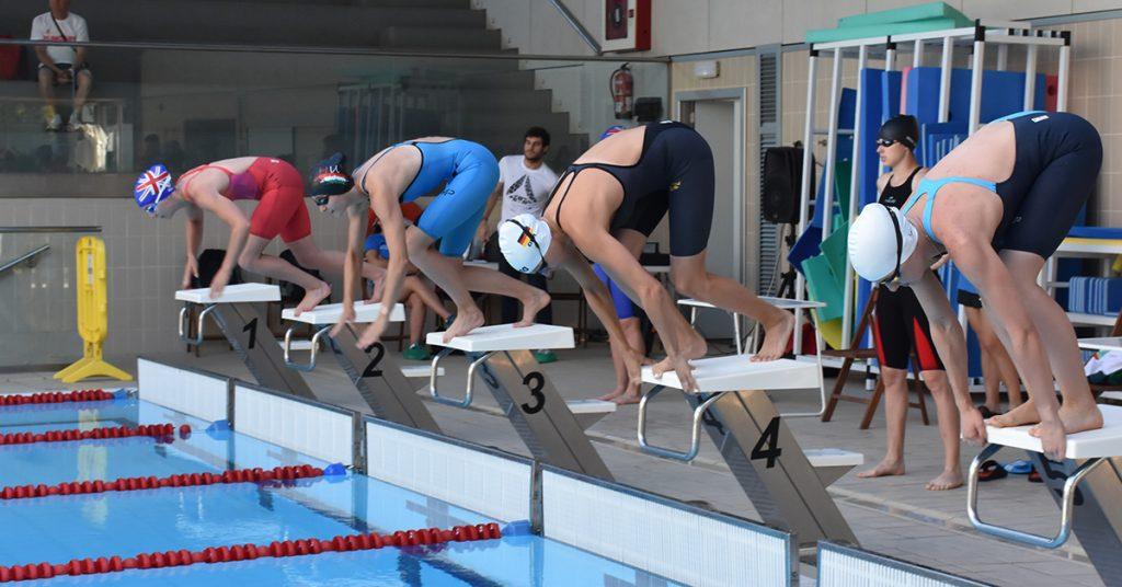 Campionat d'Europa Junior de Pentatló Modern Juny 2018