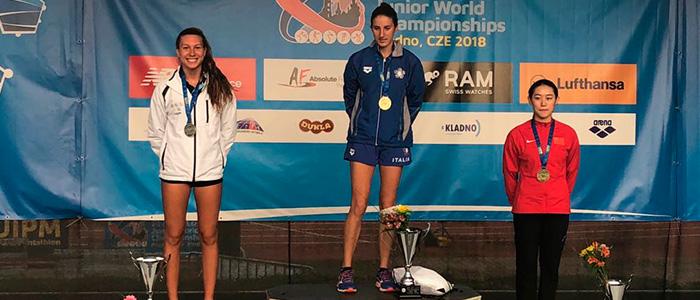 Mundial Júnior. Laura Heredia subcampiona del món