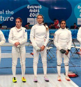 Laura Heredia Jocs Oíimpics de la Joventut - Buenos Aires 2018