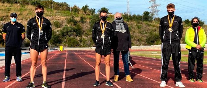 Campionat d'Espanya de Laser-Run – Sant Boi de Llobregat