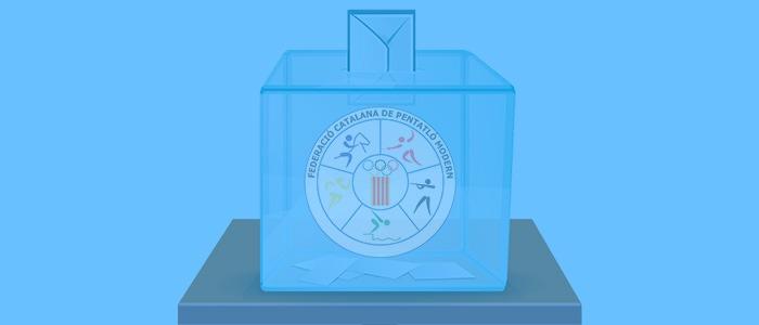 Inici procés electoral 2021